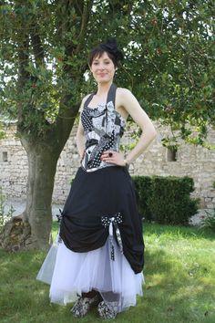 robe de La Fée Corsetée