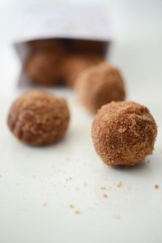 Apple Cider Donuts - Cupcakes & Cashmere