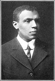 John Baxter Taylor Jr. - A member of the winning medley relay team, making him the first African-American athlete to win an Olympic gold medal (1908).