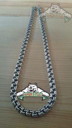 Acier inoxydable Cuff Bracelet Bangle en maison de cols Turian esclave