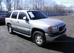 Hot deal on 2005 #GMC Yukon For Sale @ #SalvageBid. Register & Bid!