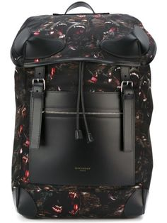 GIVENCHY 'Rider' Backpack. #givenchy #bags #leather #lining #backpacks #