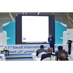Seminar Event in SAUDI LAB EXPO RICEC 2015