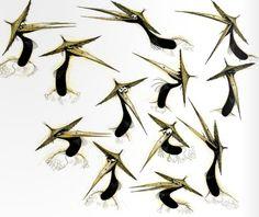 kung fu panda dreamworks Character Design crane po mantis tigress Nicolas Marlet Tai Lung