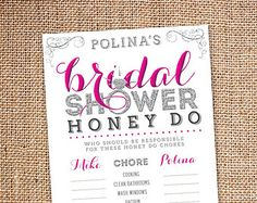 Bling Bridal Shower Purse Raid Game Digital by EventswithGrace