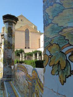 Santa Chiara, Naples, Italy