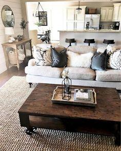 45+ Comfy Neutral Living Room Decorating Inspirations