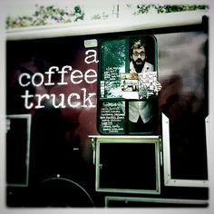 A Coffee Truck Food Truck Van Cart Concession Trailer Ready to Serve   eBay