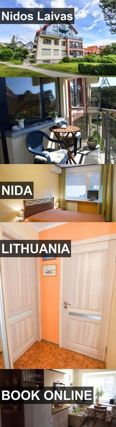 Hotel Nidos Laivas in Nida, Lithuania. For more information, photos, reviews and best prices please follow the link. #Lithuania #Nida #NidosLaivas #hotel #travel #vacation