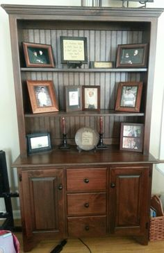 Country Hutch By Miller S Quality Crafts Sugarcreek Oh Dionne Hight Amish Furniture