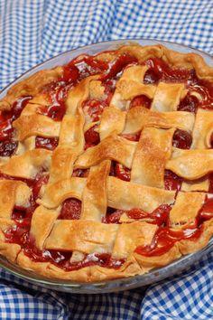 Classic Cherry Pie from Bon Appetit