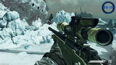 Call of Duty: GHOST Multiplayer - Sniping Gameplay, Vector SMG & Support...