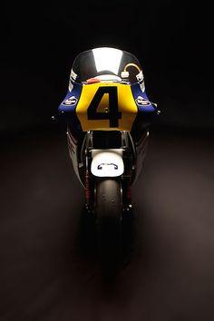 Honda NS 500 Rothmans. Freddie Spencer. 1985.