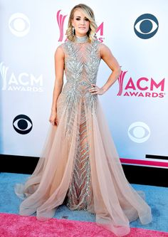 luminarybeings: Carrie Underwood at the 2017 Academy Of Country
