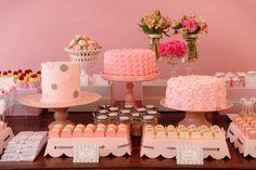 Chá de bebê menina: ateliê cor-de-rosa | Baby & Kids | It Mãe