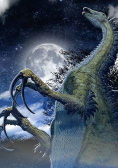 Therizinosaurus!!!