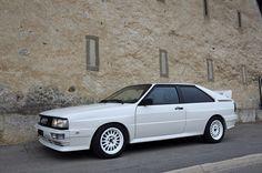 #Audi #Quattro #Turbo #Edition