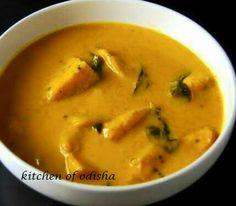 MANGO SUMMER CURRY by  Samar Sahu kitchen of odisha