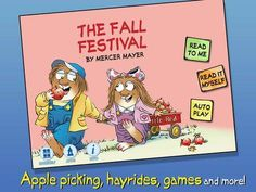 Discount: The Fall Festival - Little Critter is now 0.99$ (was 3.99$).
