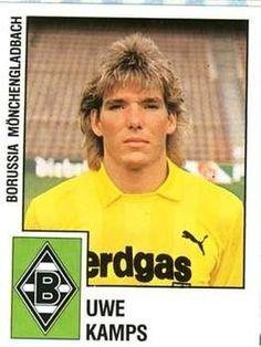 Uwe Kamps - Borussia Mönchengladbach