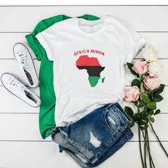 Africa Minha t shirt
