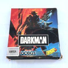 DARKMAN  ERBE – OCEAN – 1991 DISQUETTE 3,5 DISKETTE 3 ½ DISK COMMODORE AMIGA