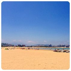#Beach #Playa #Salvé #Laredo #Cantabria #España #Verano #Summer #2014