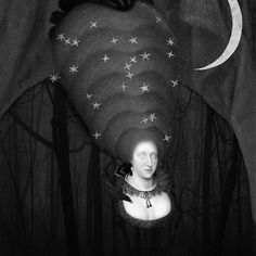 The Collage Art of Hidden Velvet Mixed Media Collage, Collage Art, Contemporary Photography, Contemporary Art, Angela Carter, Creepy Art, Photo Manipulation, Aesthetic Art, Dark Art