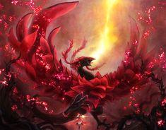 Anime Yu-Gi-Oh Izayoi Aki Black Rose Dragon Thorns Dragon Wallpaper Fantasy Dragon, Dragon Art, Fantasy Art, Pet Dragon, Dragon King, Red Dragon Wallpaper, Black Wallpaper, Black Rose Dragon, Yugioh Dragons