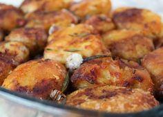 Cantinho Vegetariano: Batatas Assadas com Alecrim e Vinagre Balsâmico (v...