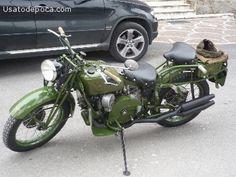Vendo guzzi superalce 500 del 1946 Perfettamente restaurata , funzionante e circolante  Verde militare  la trovi su www.usatodepoca.com