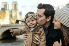Family Pictures in Paris (via Aspiring Kennedy)