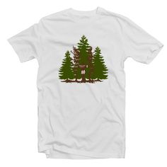 Trail Sign Hiking T-Shirt