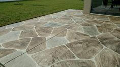 Patio resurfacing in Cape Coral and Ft. Myers Florida.  FREE estimates.  See more at msdcurbing.com