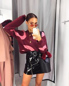 "11.7 k likerklikk, 72 kommentarer – Alicia Roddy (@lissyroddyy) på Instagram: ""Today's outfit, can I just own everything in PVC for this season?  linked this whole outfit over…"""