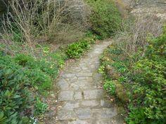 Scotney Castle - Escaliers.