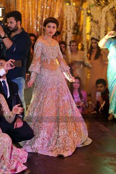 Urwa hocane on her wedding is HSY Pakistani couture