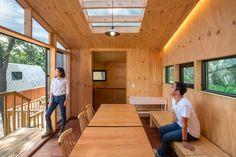 Haru Camping - Architecture - Domus