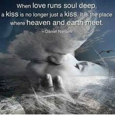 New quotes love for her feelings kiss 33 Ideas Soulmate Love Quotes, Love Quotes For Her, Love Of My Life, Romantic Quotes, Romantic Love, Twin Flame Love, Twin Flames, Spiritual Love, Spiritual Animal