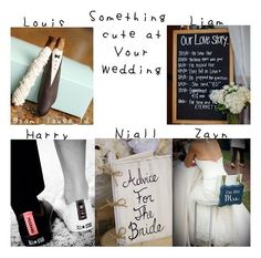 One direction picture preferences wedding series : Regarder le film