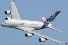 Airbus A380. Le plus gros avion de ligne du monde
