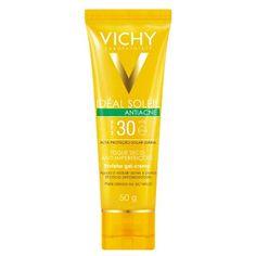 Beleza e etc..: Idéal Soleil Antiacne FPS 30 Vichy - Protetor Sola...