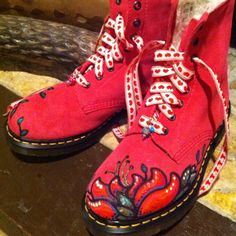 Handpainted Docs