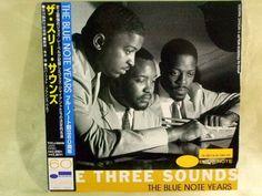 CD/Japan- THREE SOUNDS The Blue Note Years w/OBI RARE MINI-LP 1999 GENE HARRIS #Bop