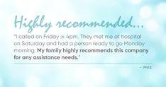 Testimonial Home Health Care, Elderly Care, Life