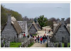 American History Museum - Plymouth Plantation, Plymouth Mass.