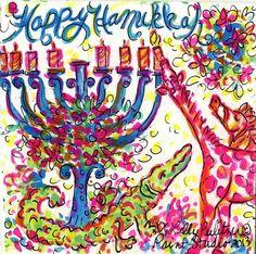 Happy Hanukkah 2013