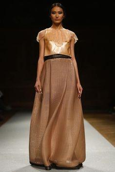 Oscar Carvallo Couture Fall Winter 2014 Paris