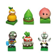 7 Best Pvz Polymer Clay Toys Images Plant Zombie Polymer Clay