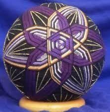「temari ball stitches」の画像検索結果